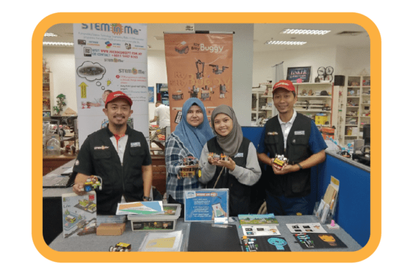 A proprietary Science, Technology, Engineering and Mathematics (STEM) Robotic education programme developed in Malaysia