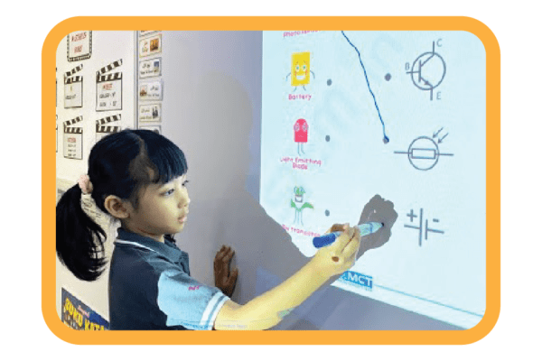 STEM Robotic education programme curated for pre school children to young adults and tailored to suit society needs and interest